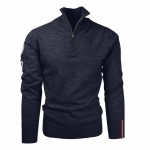 Amundsen Peak Half Zip Men Faded Navy