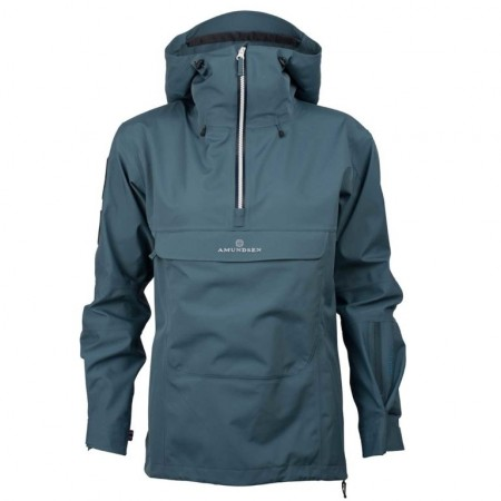 Amundsen peak anorak Faded blue