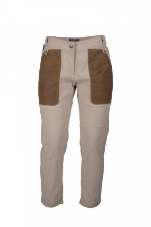 Amundsen field slacks desert/tan woman
